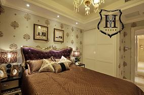 现代欧式风格卧室设计效果图欣赏