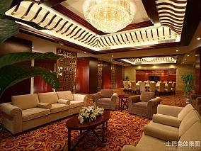 海河假日酒店贵宾室装修图片