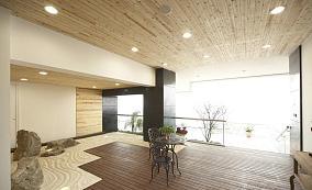 2018精选面积128平欧式四居装修设计效果图片大全