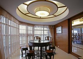 热门127平米四居中式装修实景图片欣赏