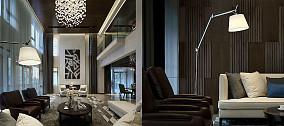 精选大小90平现代三居客厅装修图片