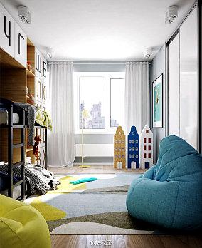 精美公寓现代装修效果图片欣赏