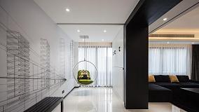 热门公寓休闲区简约实景图片