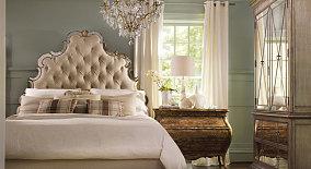 质韵欧式家装卧室设计图