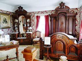 质韵欧式家装次卧效果图