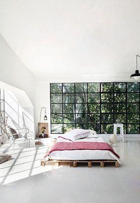 现代窗户图片