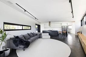 宽敞复式家装效果图