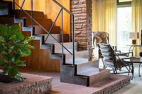 现代美感楼梯图片欣赏