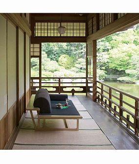 日式家居榻榻米效果图