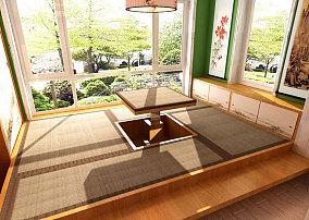 现代榻榻米设计图