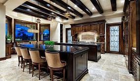 古典家居吧台设计