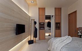 日式现代卧室装修