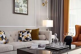 现代三房,舒适简约的空间10422125