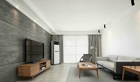 80㎡旧房改造,勾勒现代风格梦幻二居室11192219