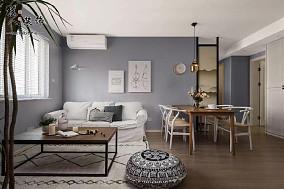 简约风格二居室,开启精致生活新模式11279758