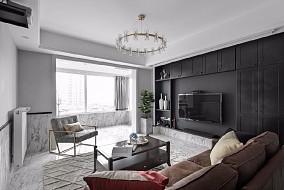 122平三房清新混搭风格设计11517803