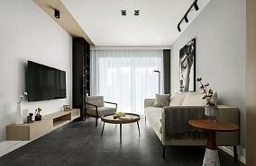 现代风格两居室,让家充满安稳的光11724915