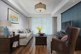 美式风格三居室,不染纷华11810083