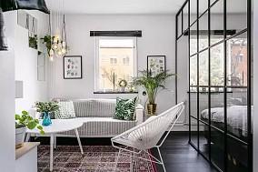 用黑白诠释一切的公寓,看一眼就爱上11878474