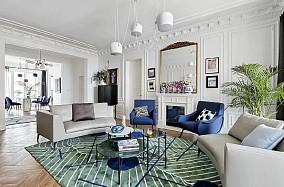 150m²法式风格,一个别具气质的家!11965083