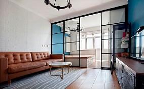50㎡现代风,纯净放松的家12510348