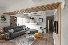 盛景澜湾89平米两居室现代风格12547557
