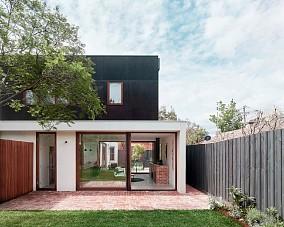 生活气息的简单现代住宅13416577