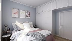 蔷薇国际120平方北欧风格14419431