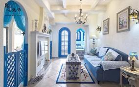 70平蓝白地中海二室 在家遐想爱琴海14863972