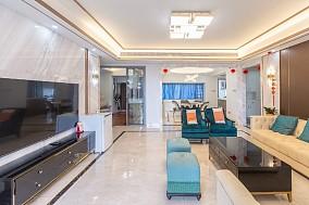 230平四居室现代风格,优雅不止一点点17381423