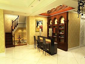 大方90平米两室两厅平面图