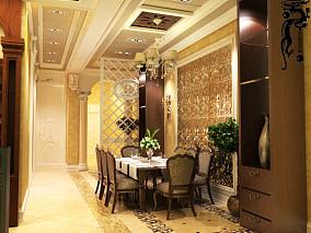 格美90平米两室两厅平面图