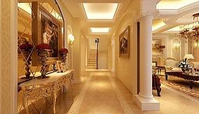 别墅客厅装潢