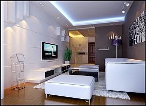 极简主义风格卧室设计
