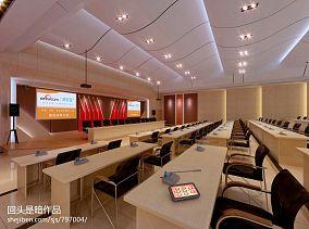 现代风格100平米三室两厅装修效果图大全