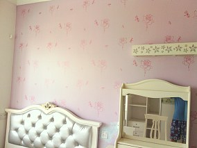 卧室连书房图片