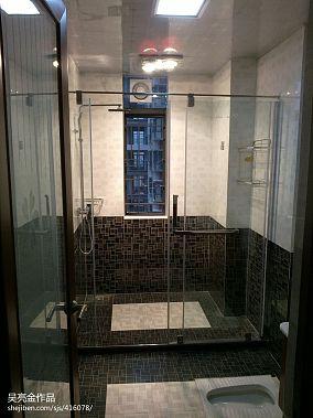 冠珠瓷砖卫生间