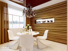 汇锦庄园-120㎡-美式风格客厅---业之峰装饰