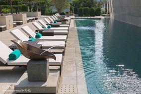 五星酒店游泳池设计