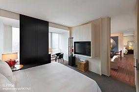 酒店套房室内设计效果图