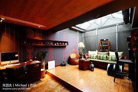 精选121平米东南亚复式休闲区效果图片欣赏