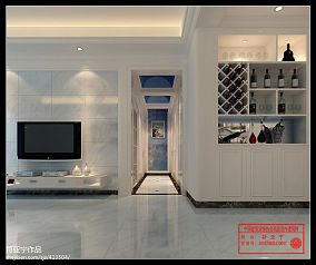 卫生间白色内墙瓷砖图片