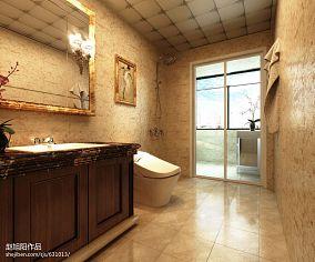 新中式风格简装客厅装修设计