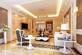 中国豪华的别墅图片