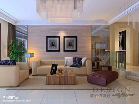 现代简约室内装修风格客厅大全