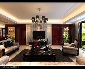 100万豪宅装修设计美图