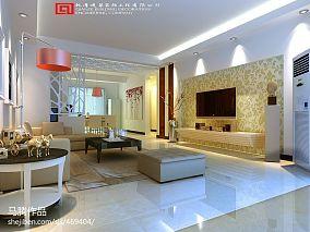 美式风格短租公寓卧室图片
