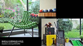 2018精选阳台混搭装修实景图片
