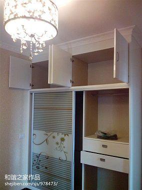 精选100平米三居卧室混搭装饰图片大全