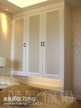 现代美式灰色房间装修